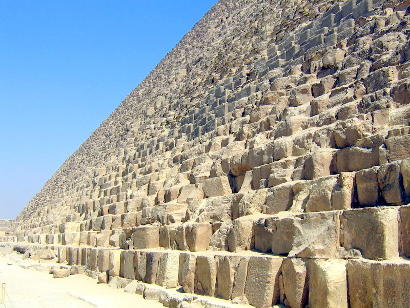 Philitis and the Great Pyramid